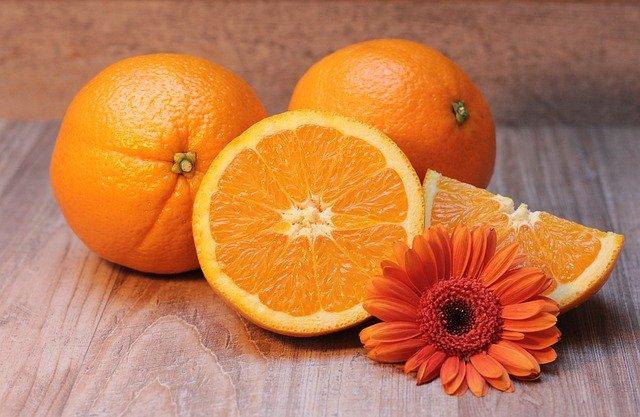 Naranjas - Vitamina C