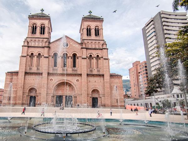 La Catedral Basílica Metropolitana