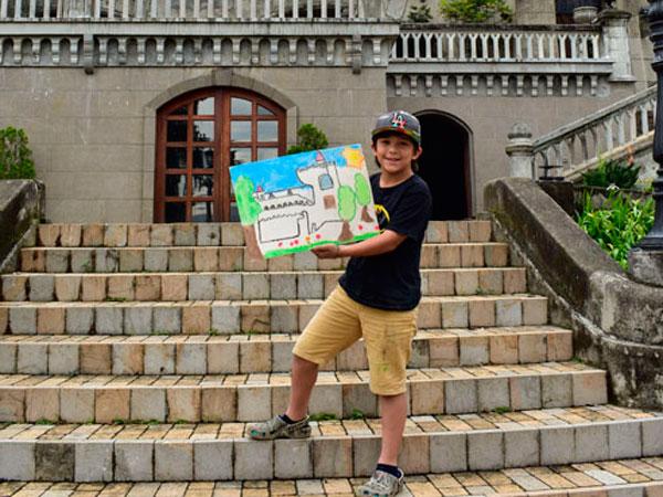 Concurso de pintura al pastel en el Museo El Castillo