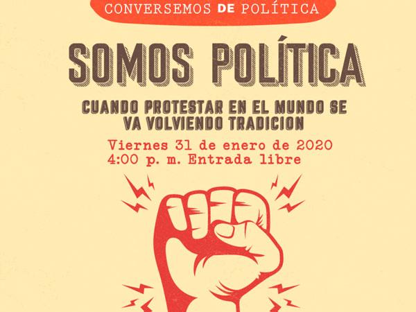 Conversemos de política