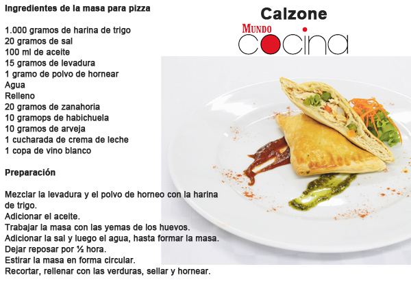 Recta Calzone