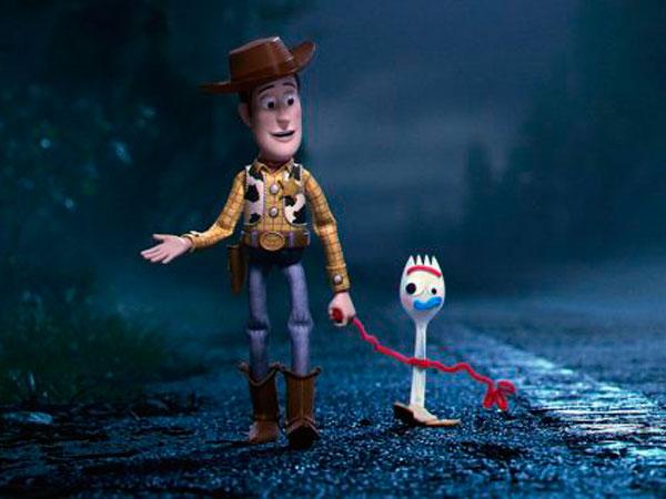 El premio a Mejor película de animación se quedó en manos de Disney y Pixar, creadores de Toy Story 4