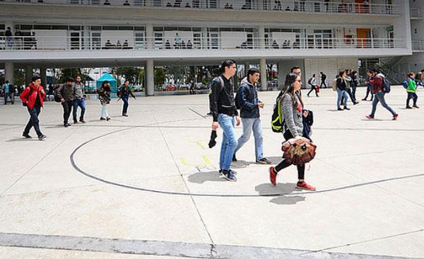 universidad nacional sede bogotá