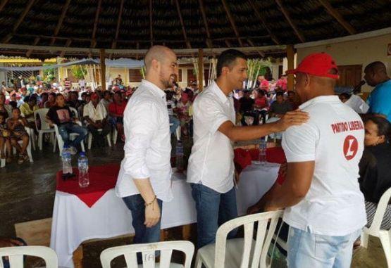 El Liberalismo de Envigado con Julián Peinado avanza en la candidatura a la Cámara.