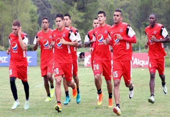Mao Molina se encuentra a prueba para continuar en Independiente Medellín