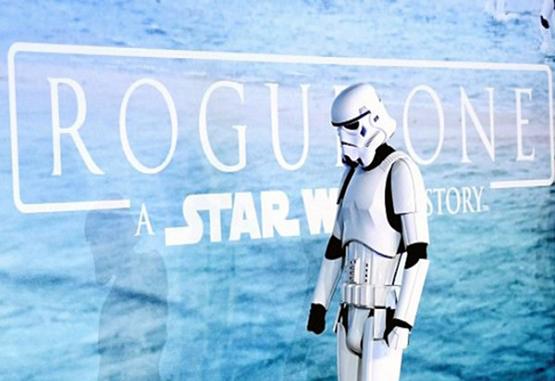 Se estrena 'Rogue One: A Star Wars Story', nuevo entrega de la serie