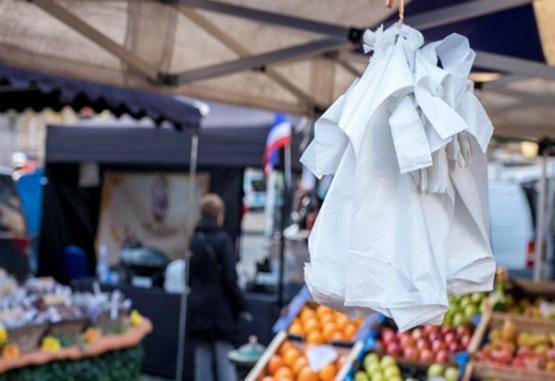 Inició prohibición de bolsas plásticas pequeñas