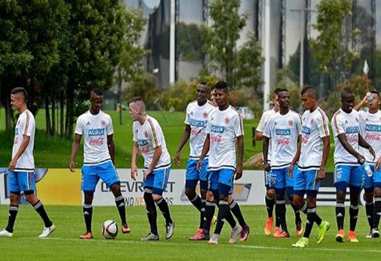 La selecciónColombia está lista para enfrentar el Sudamericano sub-20 de fútbol