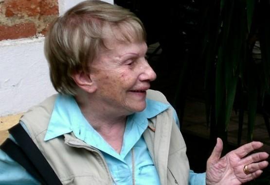 Murióa los 92 años la gestora cultural venezolana Sofía Ímber