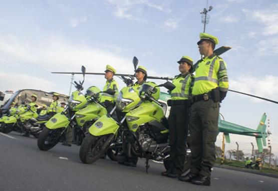 Agentes de Policía también serían autoridad de tránsito