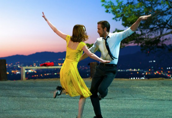 La La Land brilló en los Critic's Choice Awards