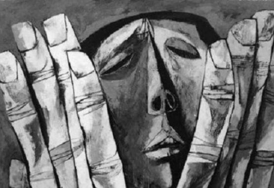 Obra de Oswaldo Guyasamín