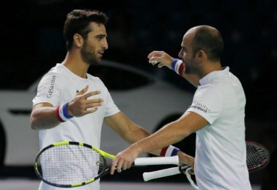 Cabal y Farah avanzan a semifinales del ATP 500 de Río de Janeiro