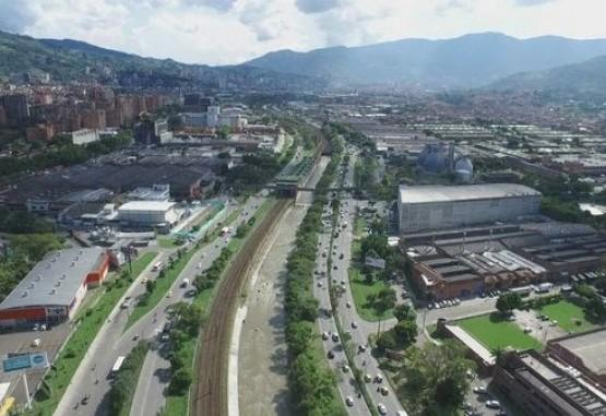 Área Metropolitana adjudicó vía entre Envigado y Sabaneta