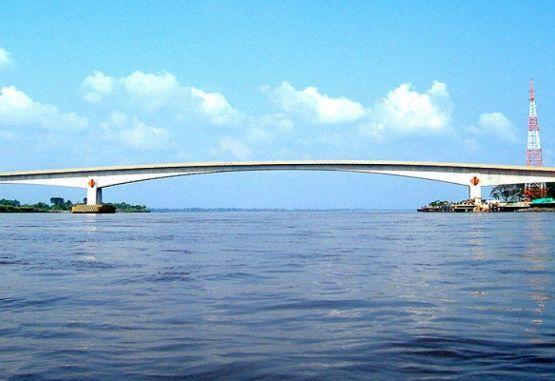 Puente de El Bagre