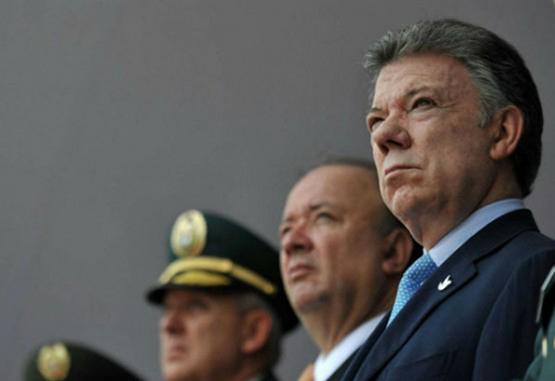 Santos afirmó que Estados Unidos continuará siendo un gran aliado de la seguridad de Colombia