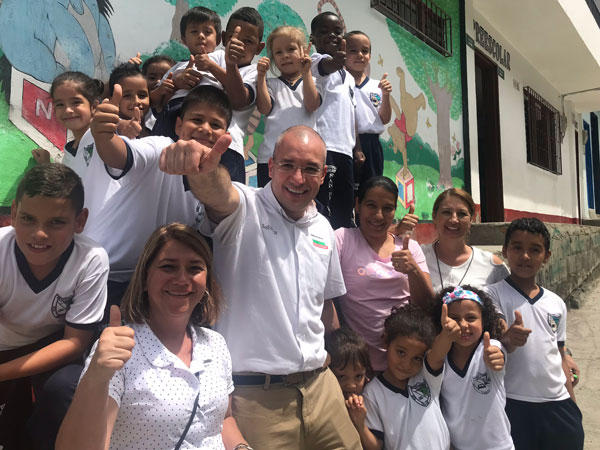Antioquia, territorio con mucha escuela y educación rural