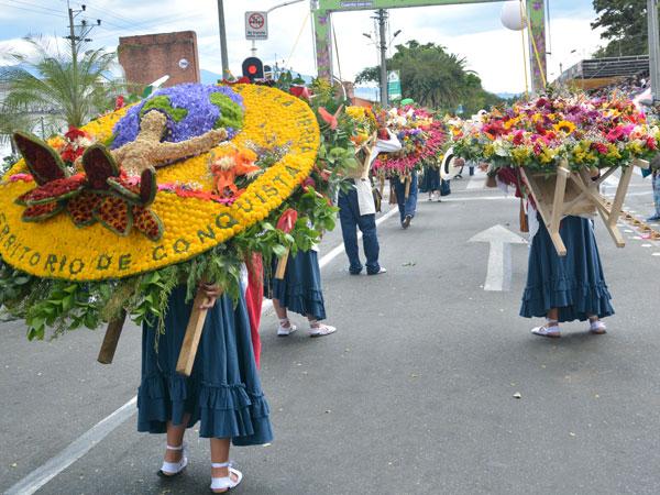 Silleteros de Medellín