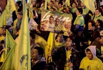 Ecuador se debate hoy entre el correísmo y el cambio político