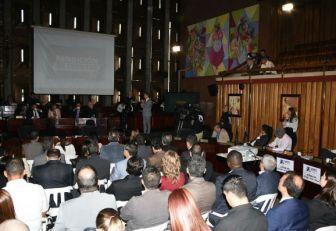 Avanza informe del gobernador ante la Asamblea de Antioquia
