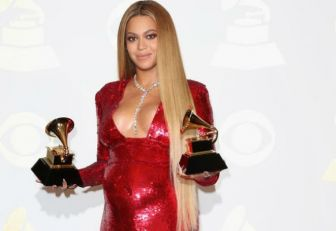 Beyoncé se vistió de Andrés Pajón