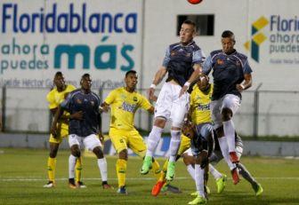 Envigado igualó con Bucaramanga en juego que cerró la cuarta jornada