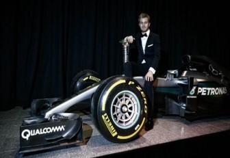 Nico Rosberg ganó el Mundial de F-1 y dijo adiós