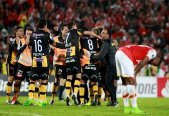Santa Fe vc The Strongest