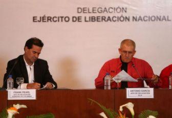 Actosterroristas del Eln retrasan cese bilateral del fuego: Gobierno