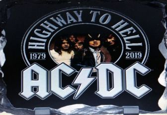 AC DC Highway to Heaven