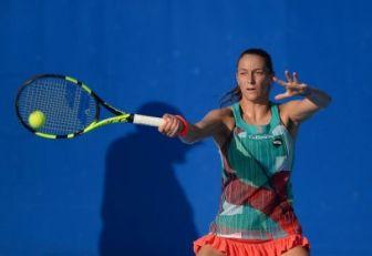 Buen estreno de Mariana Duque en el ITF de Surprise