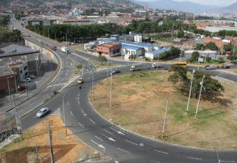 Obras del Intercambio vial de Mayorca no avanzan