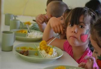 """""""Con desnutrición y mala alimentación no habrá educación"""""""
