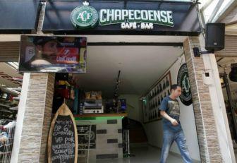 Bar temático en homenaje al Chapecoense