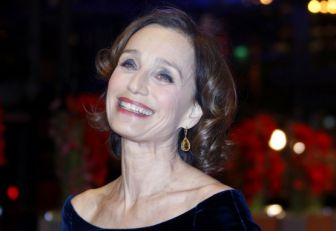 Kristin Scott Thomas inauguró la Berlinale con 'The Party'