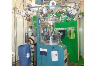 Tecnología de última generación se exhibió en Colombiatex