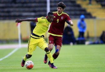 Colombia y Venezuela igualaron en el inicio del Hexagonal final del Sudamericano sub-20