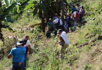 Cultivadores firmaronpacto para erradicación de cultivos ilícitos