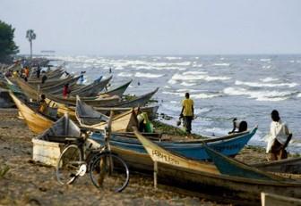 Nueve muertos trashundirse un barco en el lago Alberto en Uganda